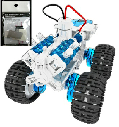 Owi 752 Sp752 Salt Water Fuel Cell Monster Truck And Fuel