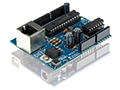 VELLEMAN VMA04 ETHERNET SHIELD FOR ARDUINO assembled version
