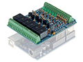 VELLEMAN VMA05 I/O SHIELD FOR ARDUINO assembled version