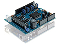VELLEMAN VMA03 MOTOR & POWER SHIELD FOR ARDUINO assembled version