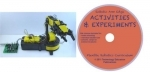 OWI-535PC-ACT ROBOTIC ARM KIT with USB PC INTERFACE and Activities and Experiments Curriculum CD