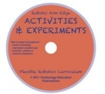 OWI-EXP-535 Robotic Arm Edge Activities and Experiments Curriculum