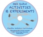 OWI-EXP Robots Activities and Experiments Curriculum CD